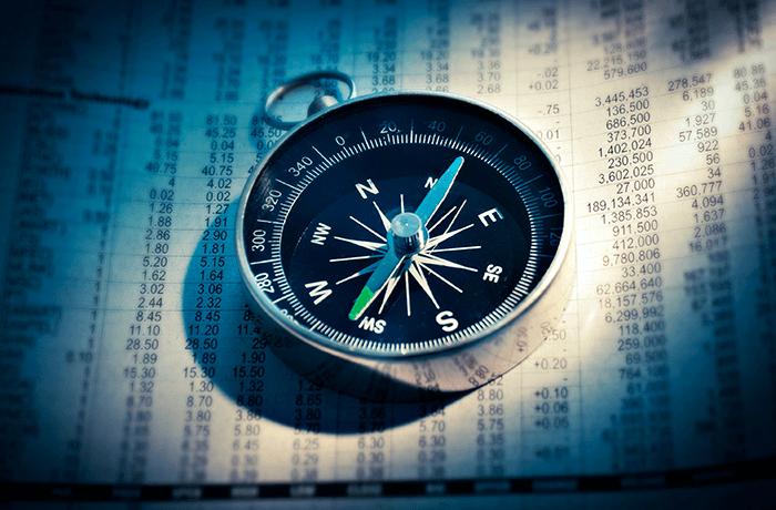 financial compass